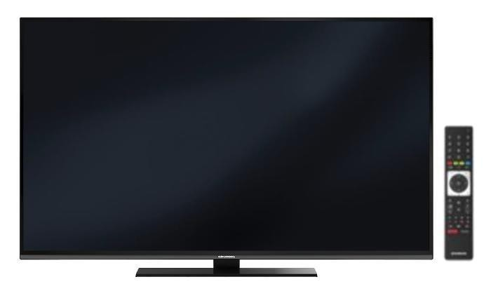 TV GRUNDIG 55VLE7630BP