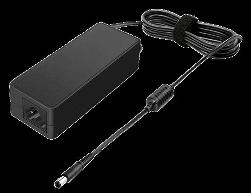 Power adapter DELTACO for Dell Latitude E6410, E6420, 90W, 19.5V/4.62A, black / SMP-106