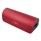 Skaļrunis STREETZ, 2x3W+1x5W, Bluetooth, sarkans / CM712