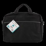 """Laptop case, 12"""" notebooks, polyester DELTACO black / NV-787"""
