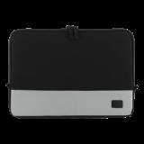"Laptop Case  DELTACO for laptops up to 12 "", polyester, black / NV-789"