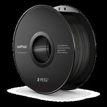 3D Zortrax Z PETG filament, 1.75 mm, 800g + - 0.05mm tolerance, black / 10690