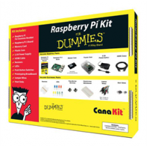 Raspberry Pi Kit for Dummies PI3-DUMMIES-1-INT / 124-2603