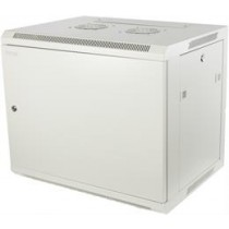 "TOTEN, 19 ""wall cabinets, 9U, 600x450, white  / 19-6409VS"