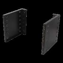 "Wall mount DELTACO 10 ""-19"", black / 19-DTSR0706"
