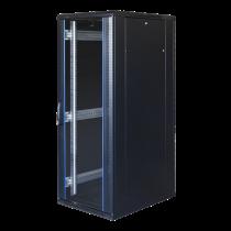 """TOTEN System G, 19 """"skapis, 32U, 600x1000, stikla priekšdurvis, metāls"""
