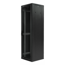 """TOTEN System G, 19 """"skapis, 42U, 600x1000, perforētas durvis, spl"""