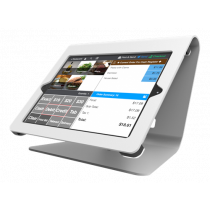 Tablet stand Maclocks Nollie iPad Kiosk mini, white / 250MNPOSW