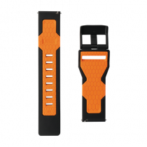 UAG Samsung Galaxy Watch 46mm civilā siksna melna / oranža