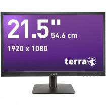 "Monitor Terra 21.5"", 1920x1080, black / 3030020"