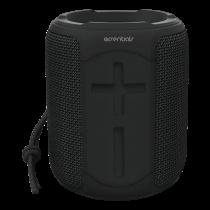 Essentials ūdensizturīgs Bluetooth skaļrunis, 2 x 5W, IPX7, melns