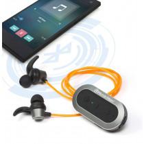 MusicMan Bluetooth In-Ear Headphone Clip Light / BT-X32