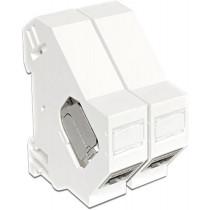 Module holder DIN De-Lock / 86212