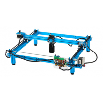 Kit MakeBlock LaserBot, 1.6W, MegaPi, blue / 90105