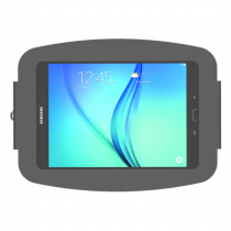 "Wall mount Maclocks Galaxy Tab A 10"", aluminum, black / 910AGEB"
