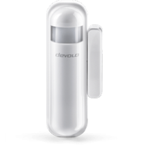 Magnetic contact DEVOLO, wireless, white / 9809