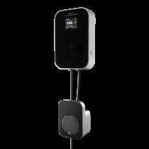 DELTACO e-Charge, Wallbox 1-fāzes 6-16A, 3. režīms, 2. tips