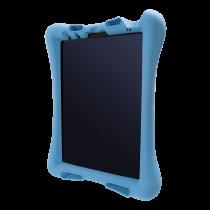 "DELTACO silikona korpuss iPad Air 10.9 ""/ Pro 11"" 2020/2021, statīvs, zils"