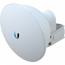 airFiberX trauku antena 5GHz 23dBi slīpi 45 grādi