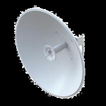 airFiberX trauku antena 5GHz 30dBi slīpi 45 grādi