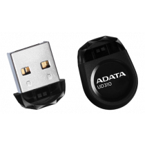 USB 2.0 memory A-DATA UV150 16GB, black AUD310-16G-RBK / ADATA-88