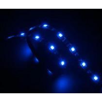 Akasa Vegas LED saraksts datoriem, 12V, 60cm, zils