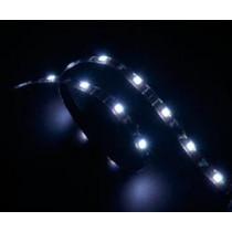 Akasa Vegas LED saraksts datoriem, 12V, 60cm, balts