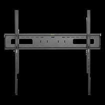 """DELTACO liela zemas profila fiksēta TV sienas stiprinājums, 60-100 """", 30 mm profils,"""