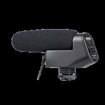 Shotgun microphone BOYA 35-18000 Hz, black / BY-VM600 / BOYA10015