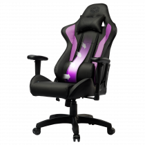 Gaming chair COOLER MASTER Caliber R1, purple / CMI-GCR1-2018