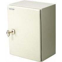 TOTEN, lockable wall cabinet with cable access, 300x210x400mm, IP66  / CB-3040