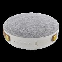 Speaker STREETZ waterproof, Bluetooth, 8W, white/grey / CM760