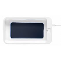 DELTACO UV attīrīšanas kaste, UVC LED, dezinficē tālruni, rotaslietas utt.