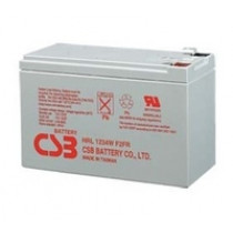 Lead acid battery 12V 9Ah 34W Pb CSB  CSB-HRL1234W