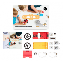 Car construction kit SAM Labs, iOS / Android app, multiple colors / CURIOUS-KIT