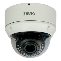 Camera Zavio, network, outdoor, IR 25m, white / D6220