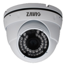 Camera Zavio, network, outdoor, Dome, IR 15m, white / D6320