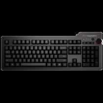 Das Keyboard 4 Root Mechanical Keyboard, Cherry MX Blue, UK Layout, Black DKPKDK4P0MCC0UKX / DASKEY-17