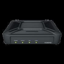 Synology VisualStation Monitoring Station, 16 Channels, Full HD, VESA, Black / DEL1007034 / VS360HD