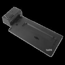 ThinkPad Basic Docking Station, 90W, DisplayPort, Ethernet, USB, VGA Lenovo black / DEL1009603