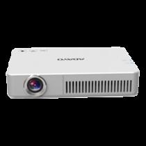 Projector, 650 lm, 1280x800, HDMI/VGA, Android OS, WiFi DELTACO white / DEL1009717