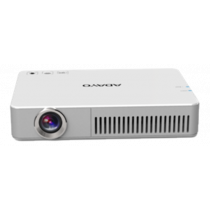 Adayo S10B projector, 400 lm, 1280x800, HDMI / VGA, Android OS, WLAN, white / DEL1009718