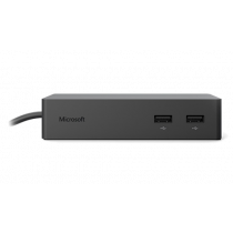 Microsoft Surface dock, USB 3.0, Gigabit Ethernet, headphone jack, black  DEL1009860 / PD9-00008