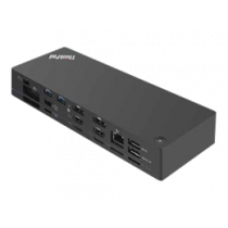 ThinkPad Thunderbolt 3 port replicator, Workstation Dock Lenovo / DEL1009992
