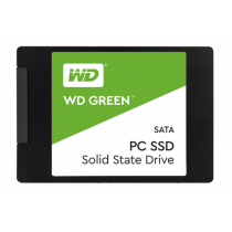 "SSD  WESTERN DI 240GB, 2.5"", 3D NAND, black / WDS240G2G0A / DEL2003141"