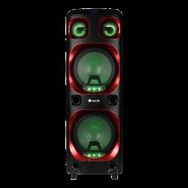 "NGS Wildska2 800W DOUBLE12"" WOOFER SPEAKER USB/MICRO SD/BT(TWS)/AUX IN"
