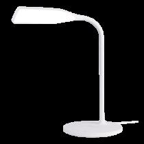 DELTACO birojs, lampa QI