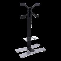 Floor rack ERARD, black / ERA-1024