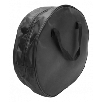 DELTACO E-Charge uzglabāšanas futrālis, neilons, rāvējslēdzējs, melns