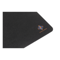 Mouse pad DELTACO GAMING 350x260x0,5mm, black / GAM-008